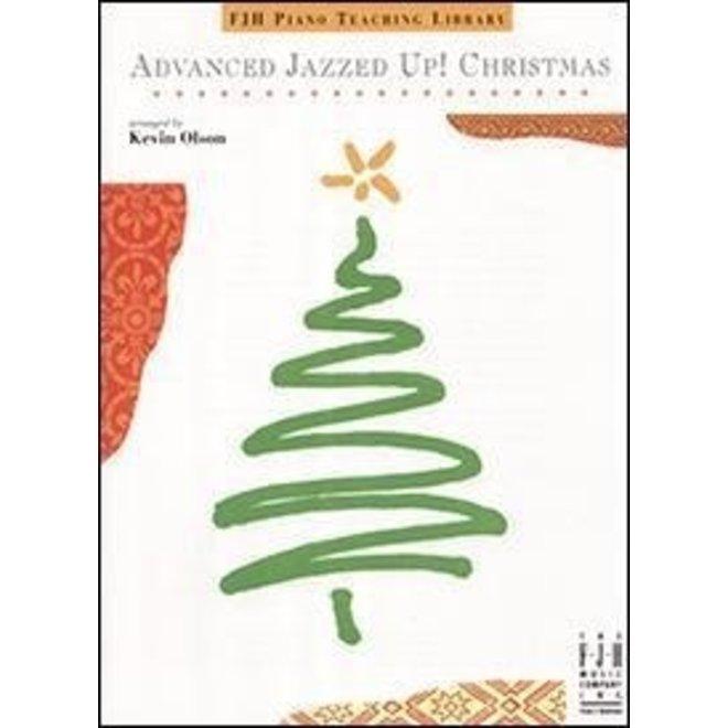 FJH - Advanced Jazzed Up! Christmas