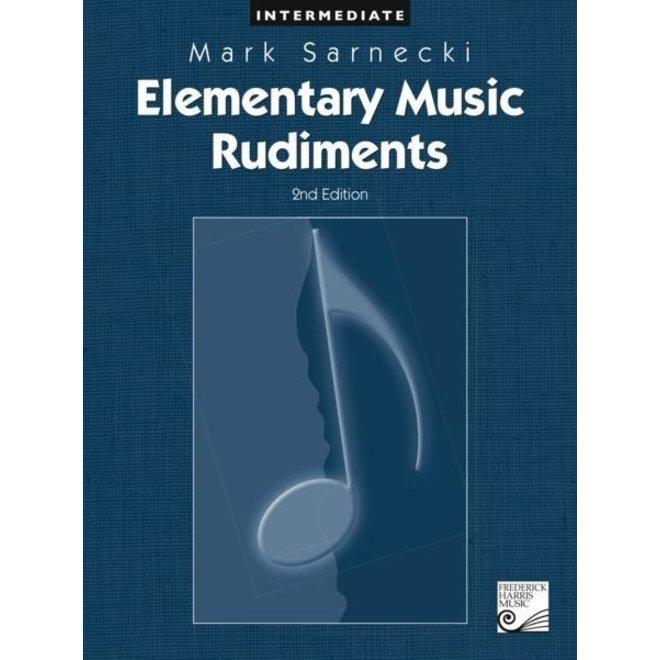 Mark Sarnecki - Elementary Music Rudiments (2nd edition), Intermediate