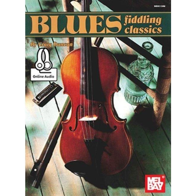 Mel Bay - Blues Fiddling Classics (Book   Online Audio)