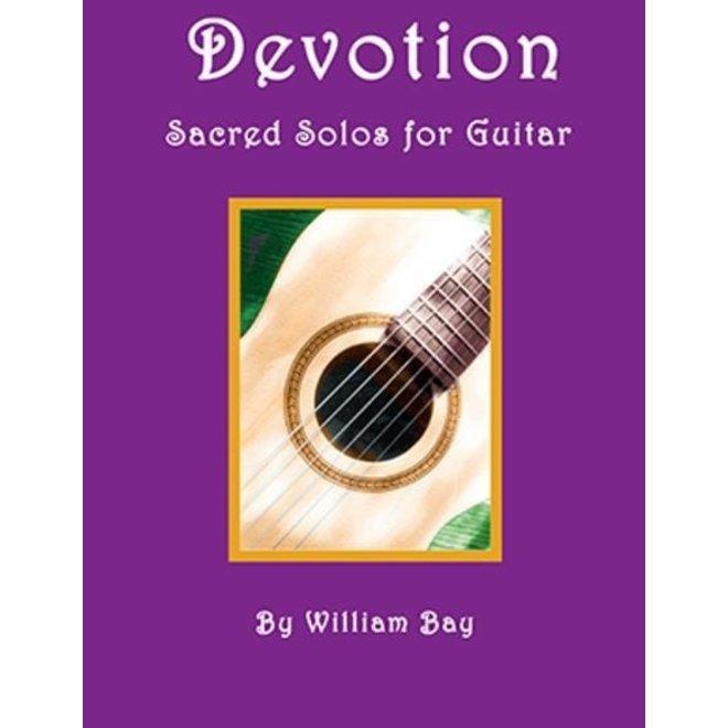 Mel Bay - Devotion, Sacred Solos for Guitar