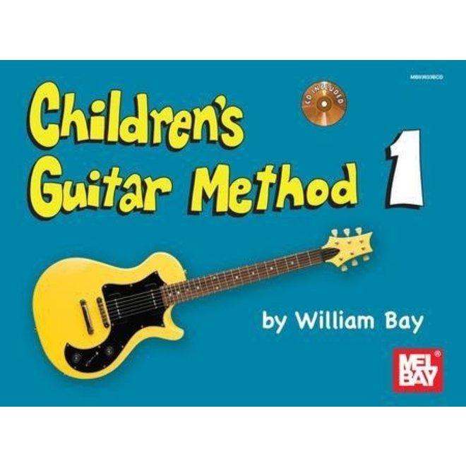 Mel Bay - Children's Guitar Method, Book 1