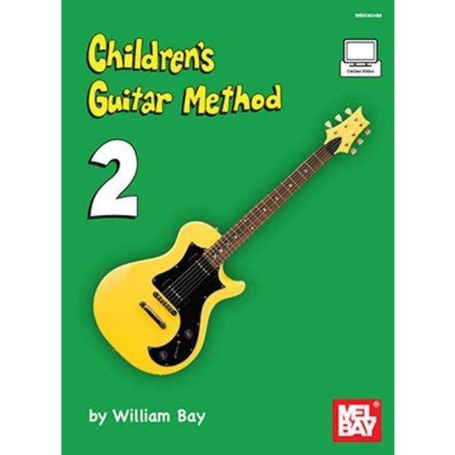 Mel Bay - Children's Guitar Method, Book 2