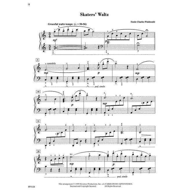 AdvanceTime Piano - Christmas, Level 5