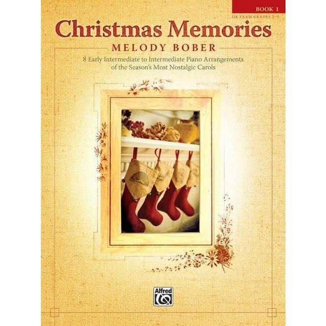 Alfred's - Christmas Memories, Book 1, Early Intermediate