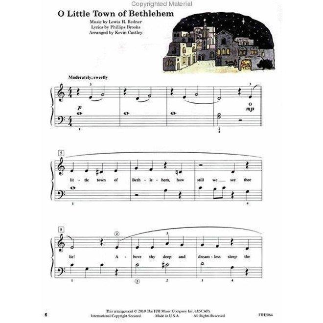 FJH - Helen Marlais' Succeeding at the Piano, Grade 2A, Merry Christmas Book