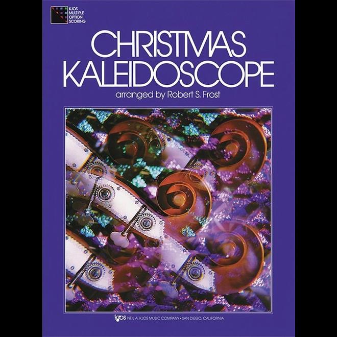 Neil A. Kjos - Christmas Kaleidoscope 1, Violin