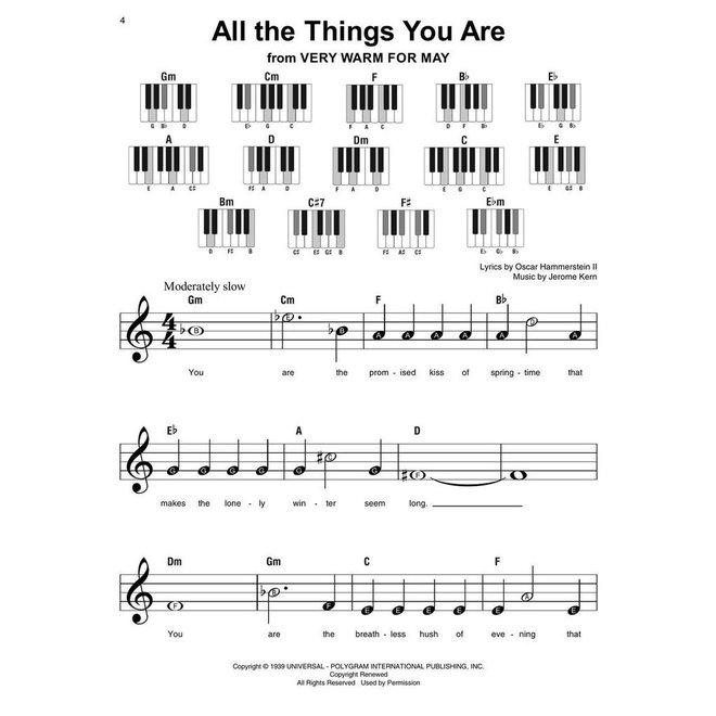 Hal Leonard - Best Songs Ever, Super Easy Piano