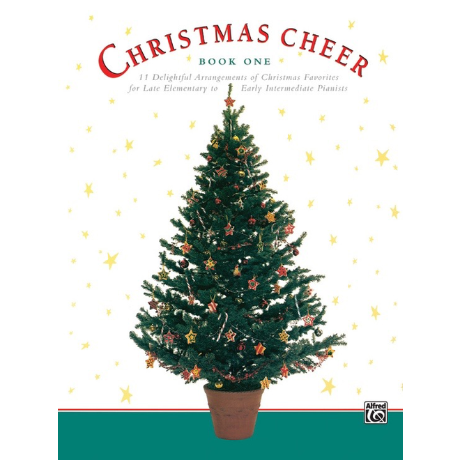 Alfred's - Christmas Cheer, Book 1