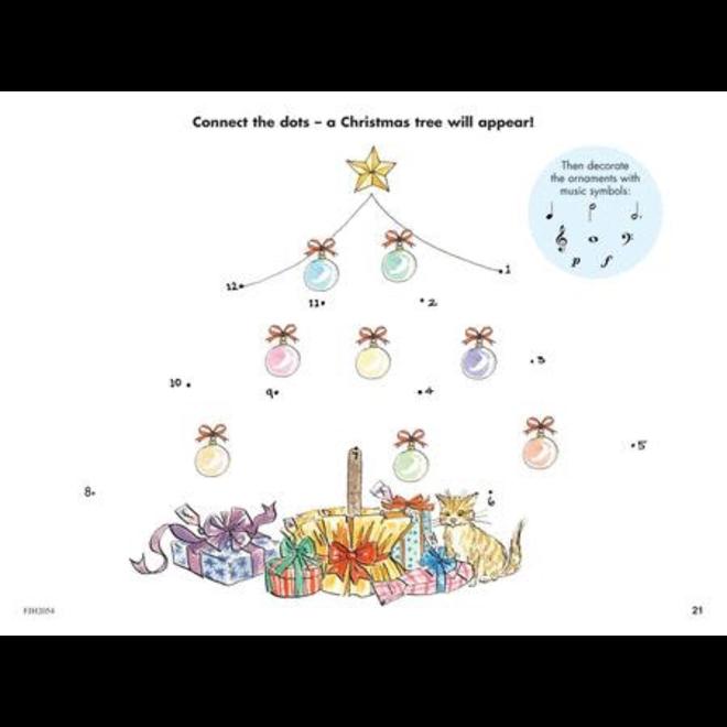 FJH - Helen Marlais' Succeeding at the Piano, Preparatory, Merry Christmas Book