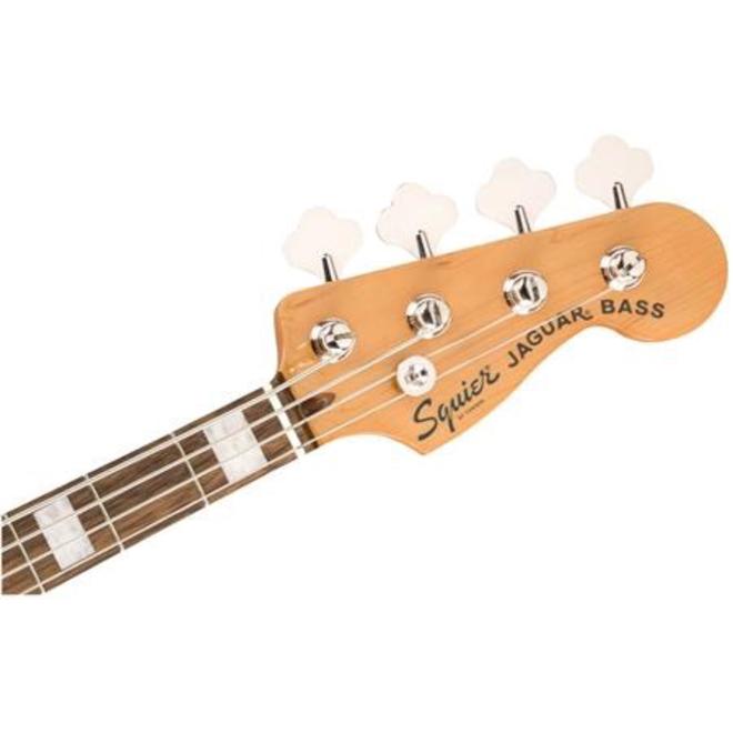 Squier - Classic Vibe Jaguar Bass, Laurel Fingerboard, Black