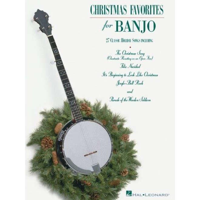 Hal Leonard - Christmas Favorites for Banjo