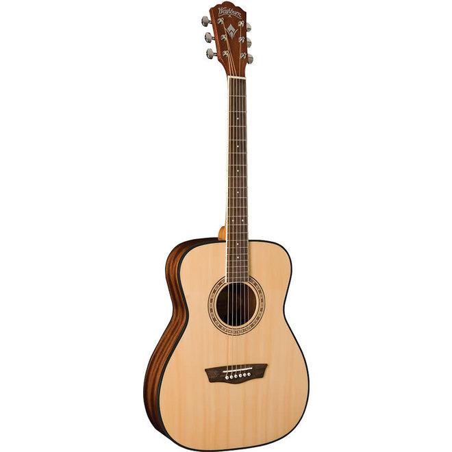 Washburn - WF5K Apprentice Series Folk Acoustic w/hardcase, Natural