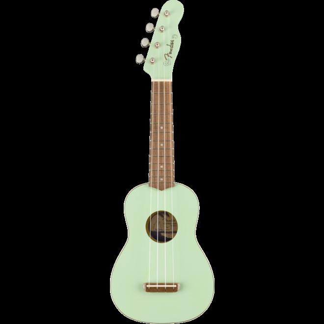Fender - Venice Soprano Ukulele, Surf Green