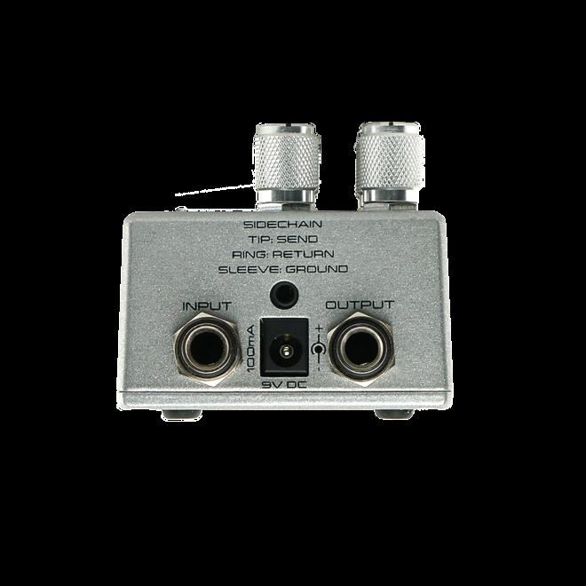 Empress Effects - Compressor MKII Pedal, Silver