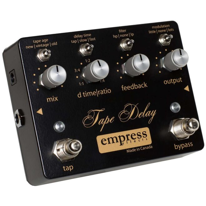 Empress Effects - Tape Delay Pedal