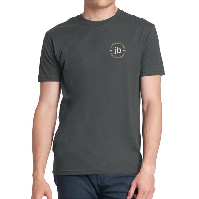 JB - T Shirt (2020) Gunmetal Grey
