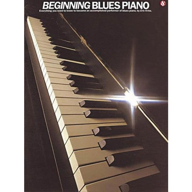 Hal Leonard - Beginning Blues Piano
