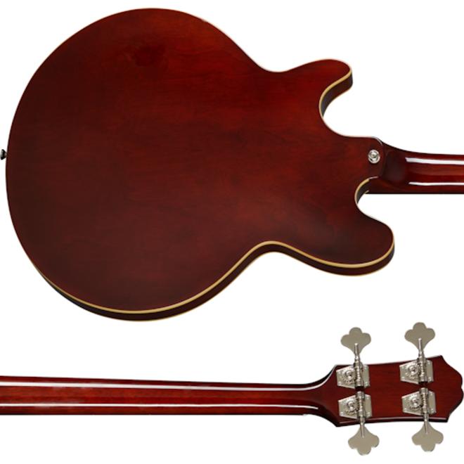 Epiphone - Jack Casady Bass, Sparkling Burgundy