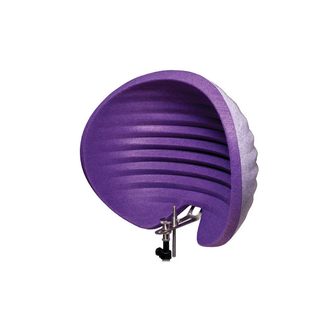 Aston Microphones - HALO Pro Reflection Filter and Portable Vocal Booth, Purple