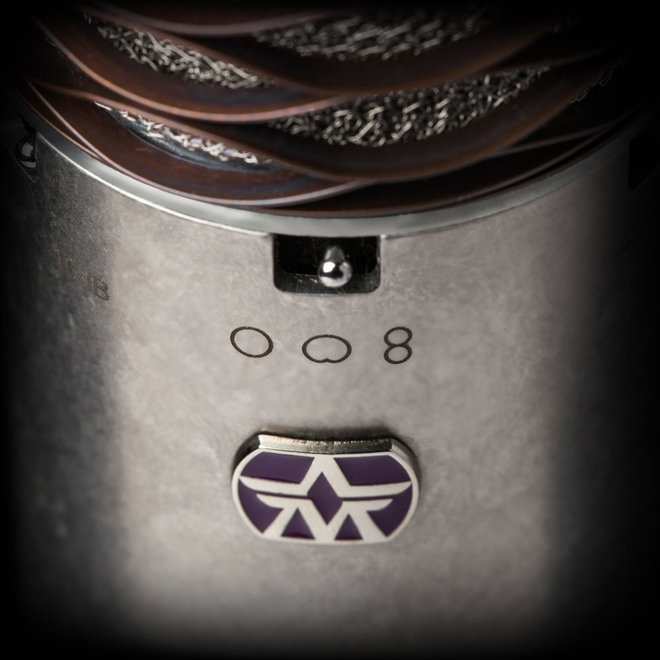 Aston Microphones - SPIRIT Multi-Pattern Condenser Omni/Cardioid/Figure-of-Eight Patterns