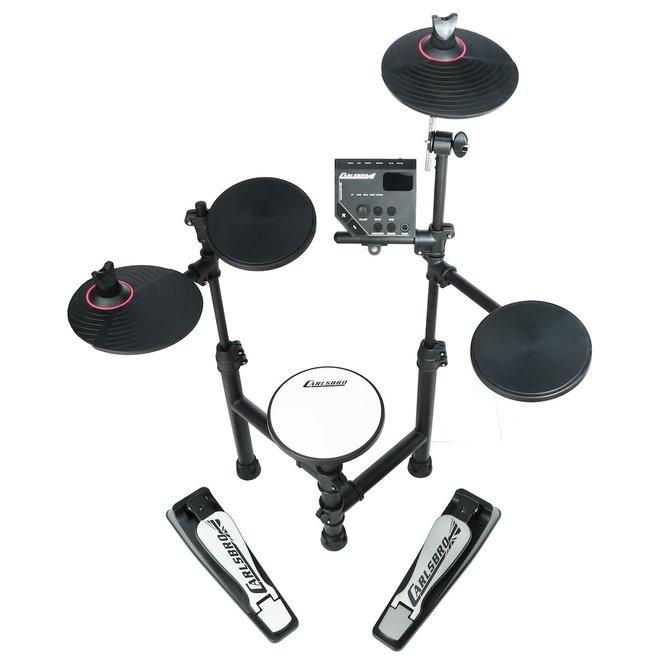 Carlsbro - CLUB100 5-Piece Compact Electronic Drum Kit
