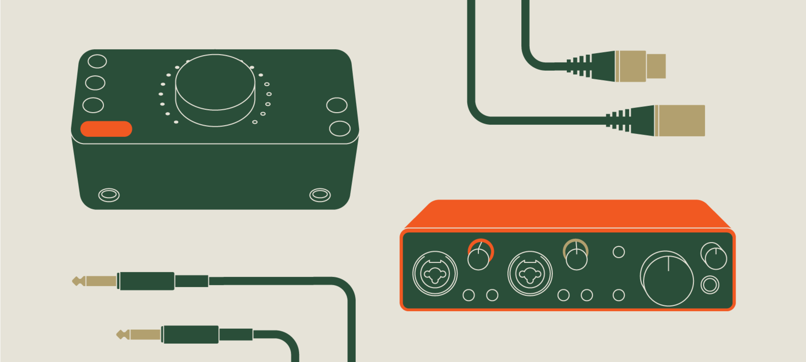 Audio Interfaces For Home Recording