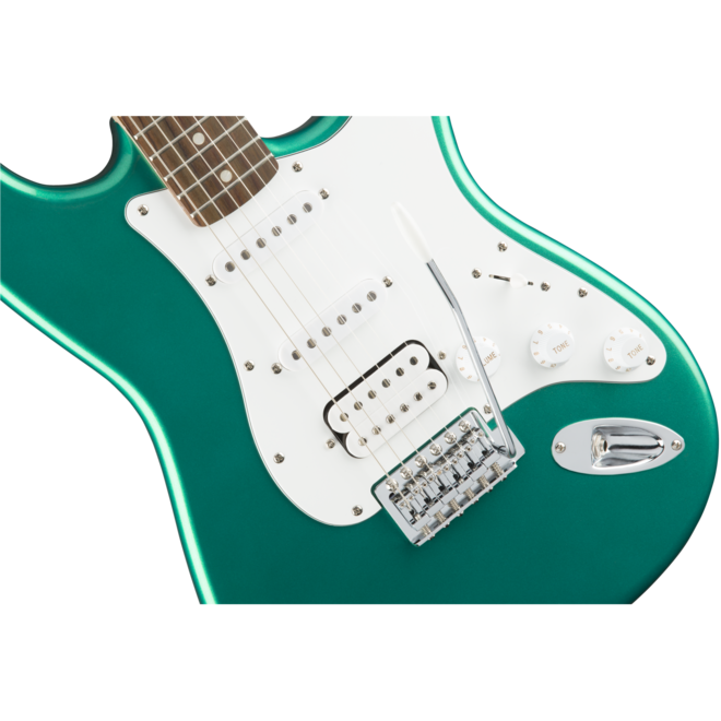 Squier - Affinity Stratocaster HSS, Race Green