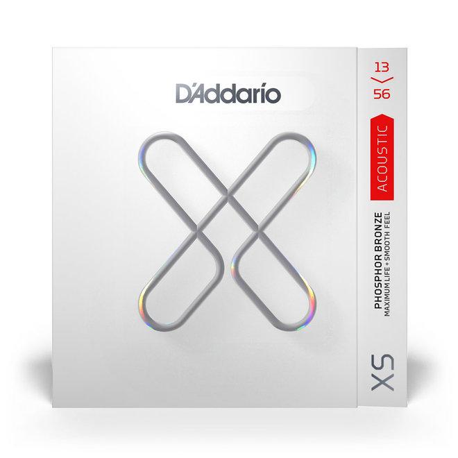 D'Addario - XS Coated Phospher Bronze Acoustic Strings, Medium