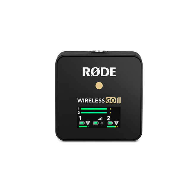 RODE - Wireless GO II  2.4GHz Dual Channel Wireless System