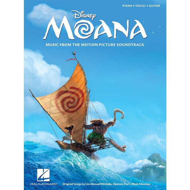 Hal Leonard - Moana Soundtrack, P/V/G