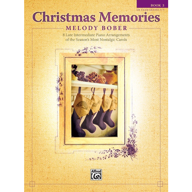 Alfred's - Christmas Memories, Book 3, Late Intermediate