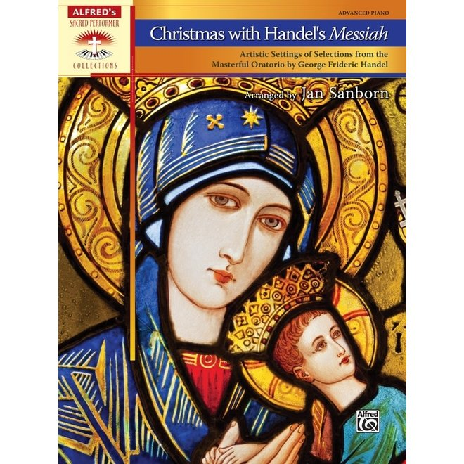 Alfred's - Christmas with Handel's Messiah, Advanced