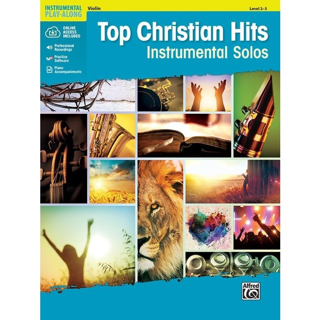 Alfred's - Top Christian Hits Instrumental Solos (Violin)