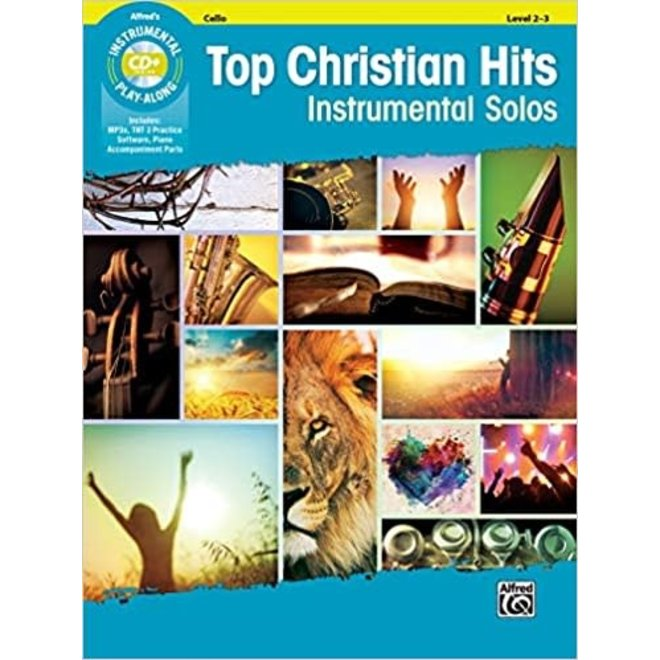 Alfred's - Top Christian Hits Instrumental Solos (Cello)