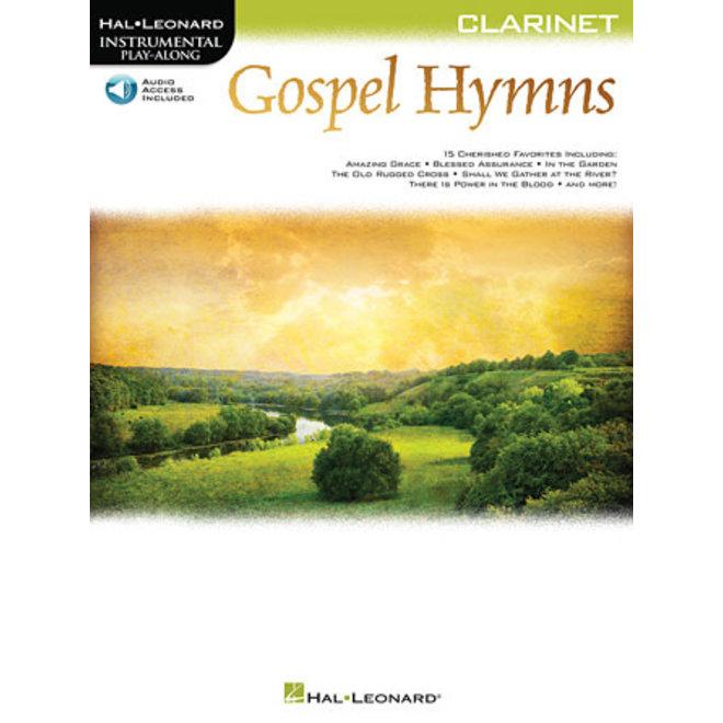 Hal Leonard - Gospel Hymns for Clarinet
