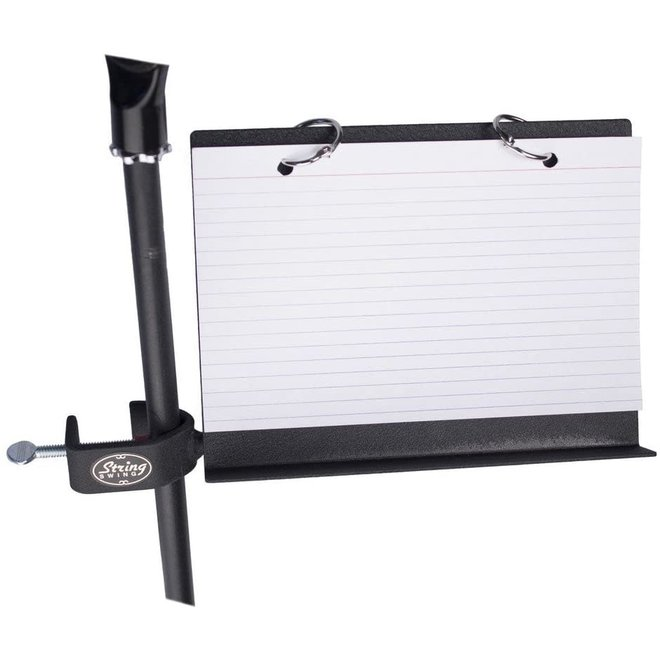 String Swing - Mic/Music Sheet Stand Attachment