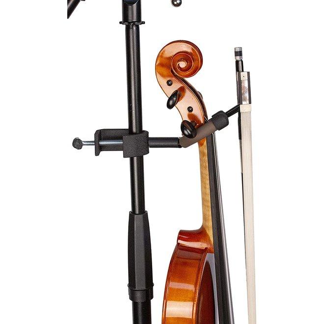 String Swing - Mic/Music Stand Violin Hanger