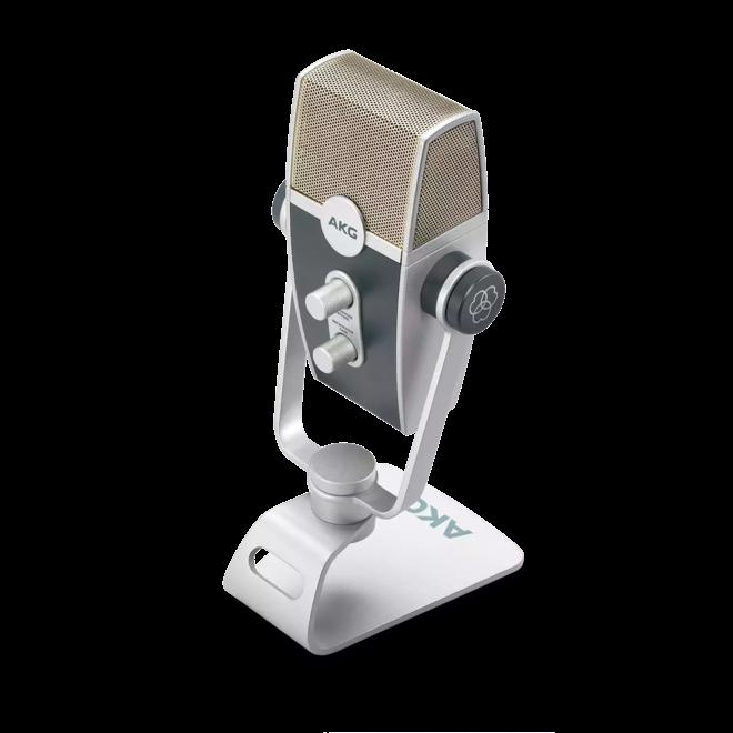 AKG - C44-USB Lyra Ultra-HD Multimode USB Microphone