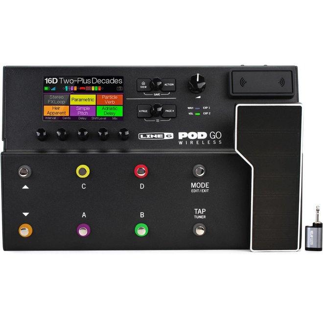 Line 6 - POD Go Wireless Guitar Processor
