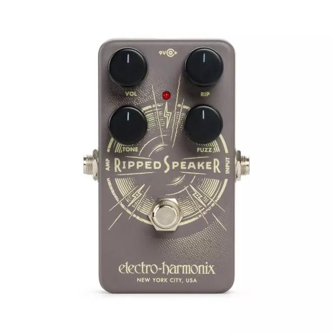 Electro-Harmonix - Ripped Speaker Fuzz Pedal