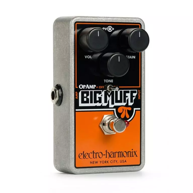 Electro-Harmonix - Op-amp Big Muff Pi Fuzz Pedal