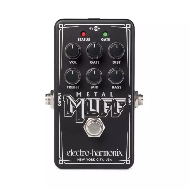 Electro-Harmonix - Nano Metal Muff Distortion Pedal