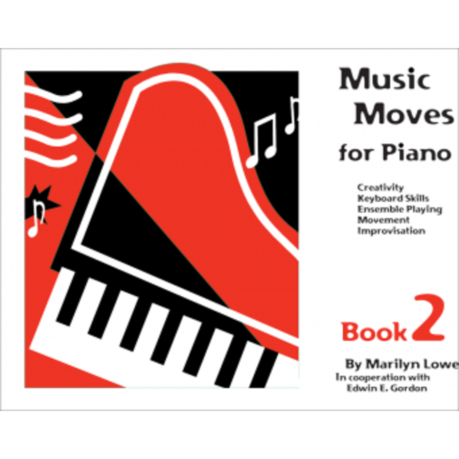 Gia Publications - Music Moves for Piano Book 3, Student Edition