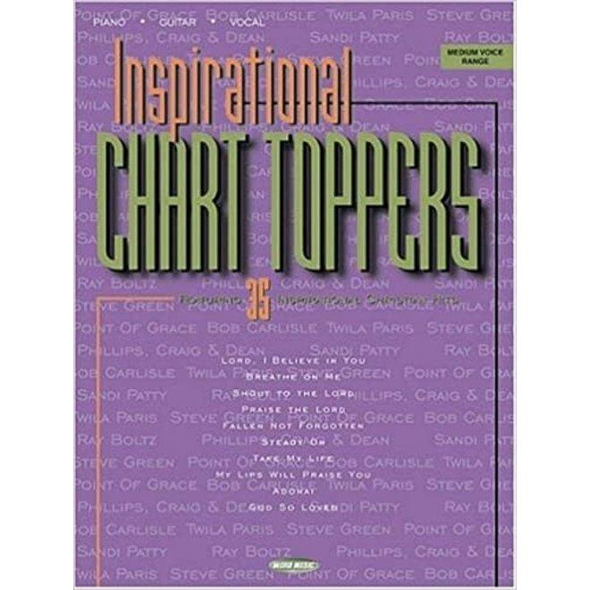 Hal Leonard - Inspirational Chart Toppers