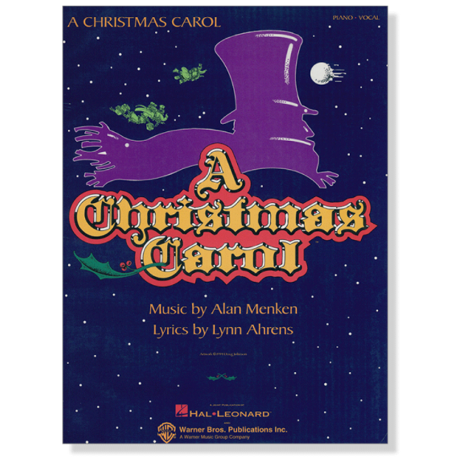 Hal Leonard - A Christmas Carol