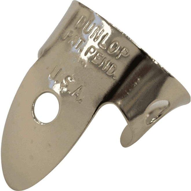 Dunlop - Nickel Silver Finger Picks, .015 (5 Pack)