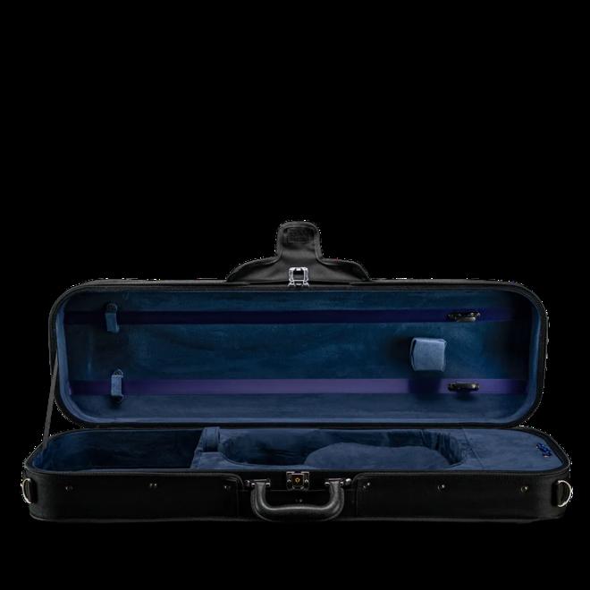 Eastman - Hill Style, Slim Oblong Violin Case, 4/4 (Blue Interior)