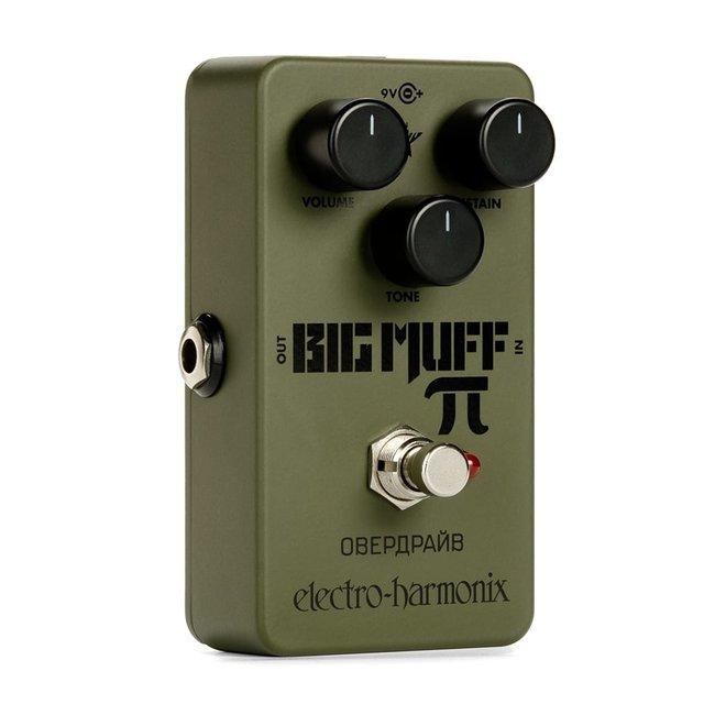 Electro-Harmonix - Green Russian Big Muff Pedal