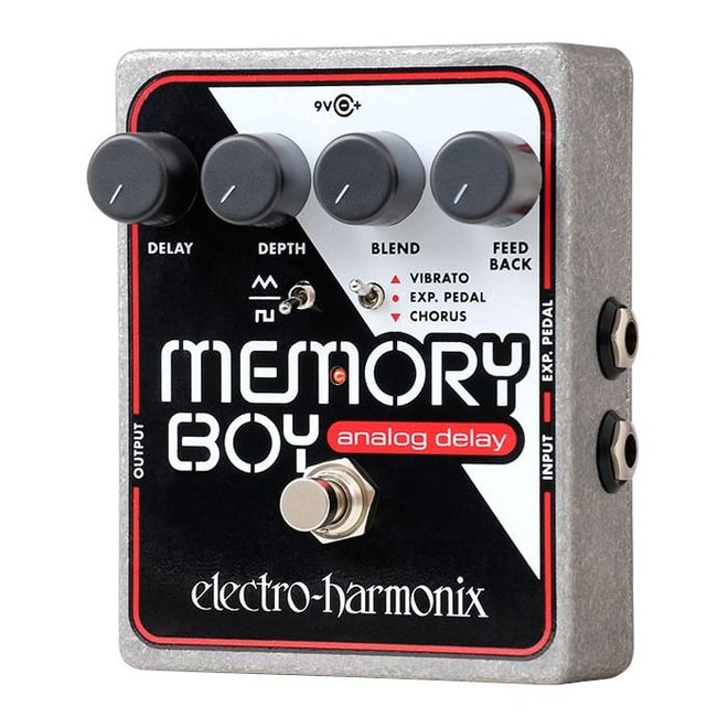 Electro-Harmonix - Memory Boy, Analog Echo/Chorus/Vibrato