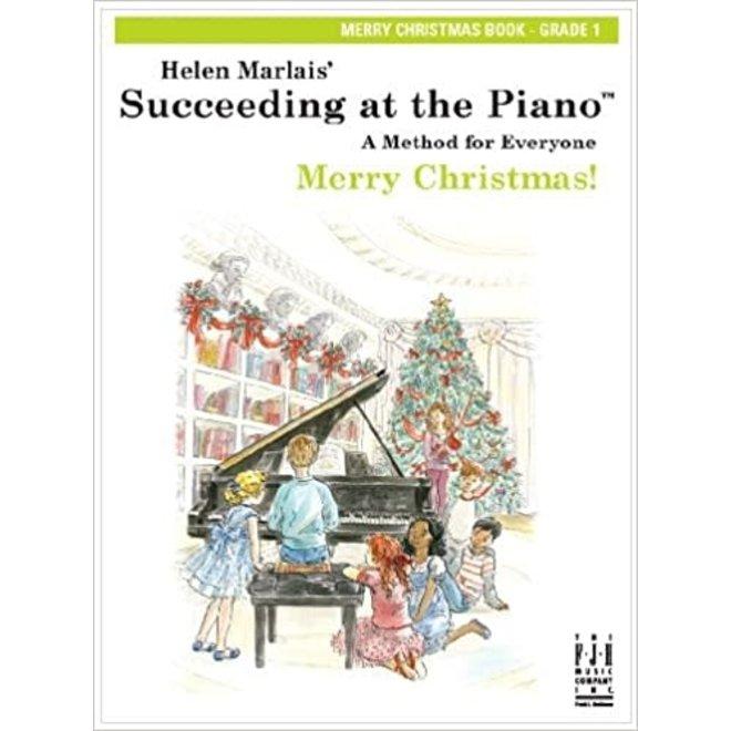 FJH - Helen Marlais' Succeeding at the Piano, Grade 1, Merry Christmas Book